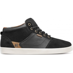 Shoes Etnies Jefferson Mid Black Raw 2020 pour