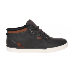 Shoes Etnies Jefferson Mid Dark Grey 2020 pour , pas cher