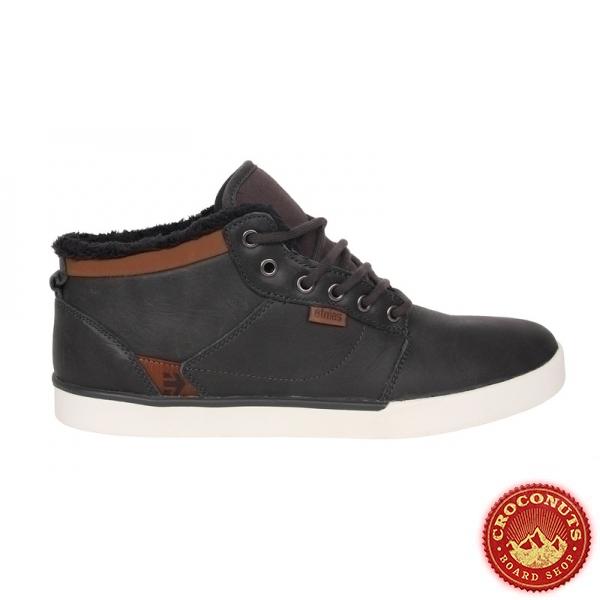 Shoes Etnies Jefferson Mid Dark Grey 2020