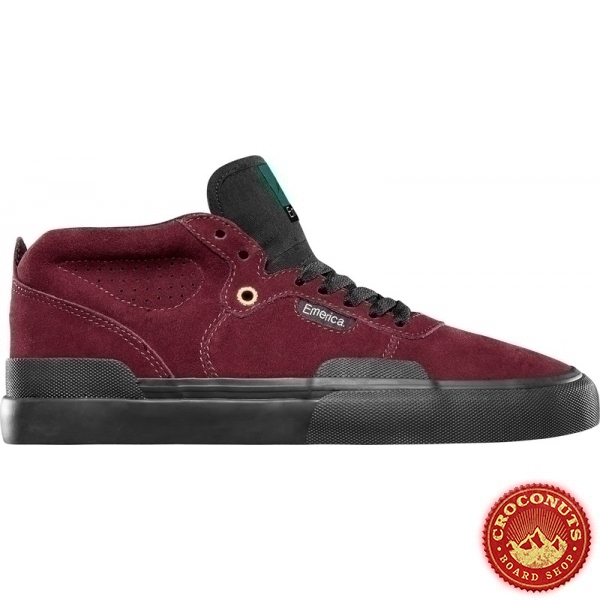 Shoes Emerica Pillar Oxblood 2020