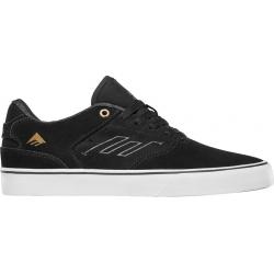 Shoes Emerica The Low Vulc Black  Gold White 2020 pour , pas cher