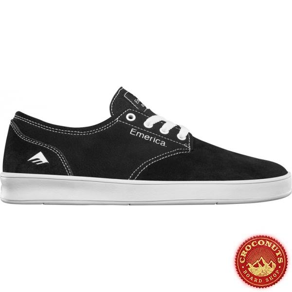 Shoes Emerica The Romero Laced Black White 2020