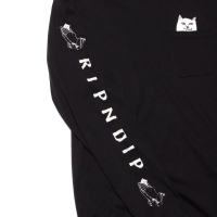 Tee Shirt Ripndip Lord Nermal Pocket LS 2020