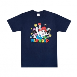 Tee Shirt Ripndip Nermio Navy Blue 2020 pour