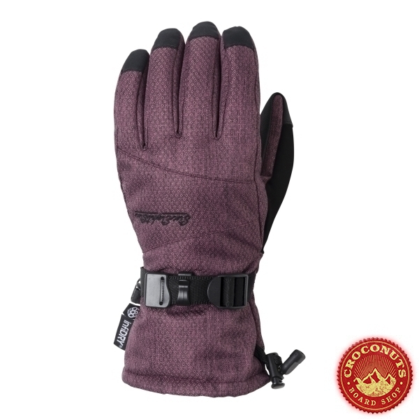 Gants 686 Paige Plum Diamond Texture 2021