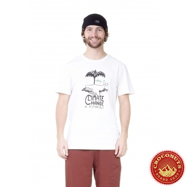 Tee Shirt Picture Whale White 2021
