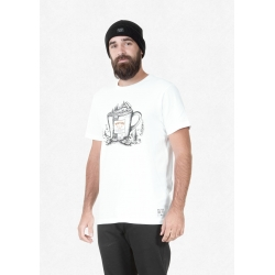 Tee Shirt Picture Cup White 2021 pour homme, pas cher