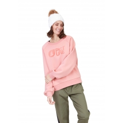 Sweat Picture Octi Crew Misty Pink 2021 pour femme