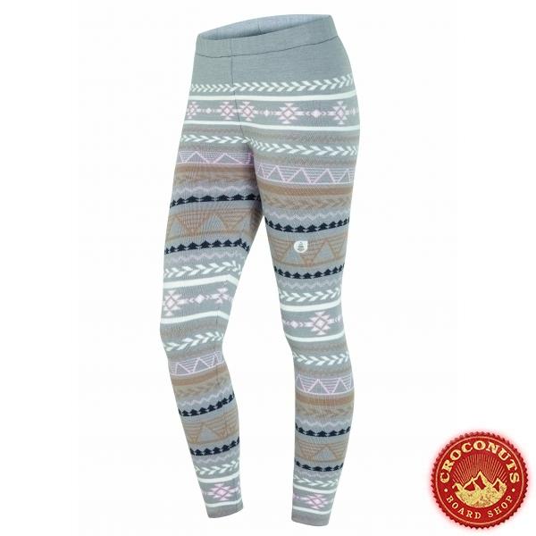 Legging Picture Ninas Wool Grey Melange 2021