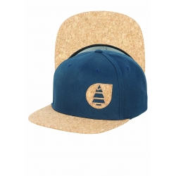 Casquette Picture Narrow Dark Blue 2021 pour