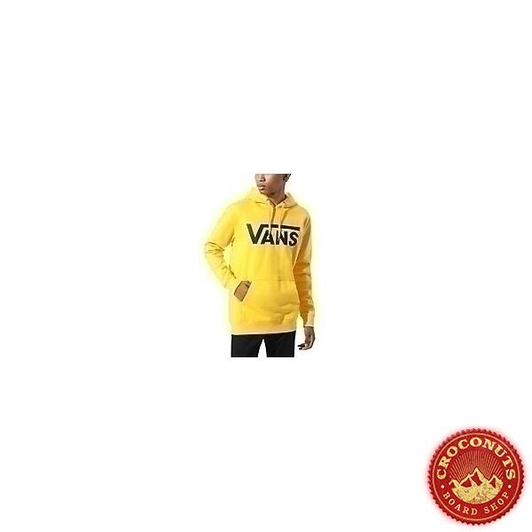Sweat Vans Classic Hoodie 2 Lemon Chrome 2021