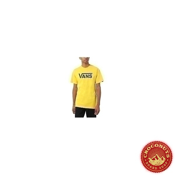 Tee Shirt Vans Classic Lemon Chrome 2021
