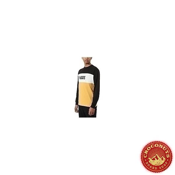 Tee Shirt Vans Retro Active Honey Gold 2021