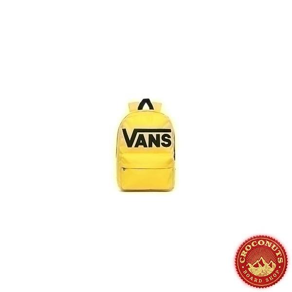 Sac à Dos Vans Old Skool 3 Lemon Chrome 2021