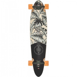 Longboard Globe Pinner Classic Huricane Leaves 2021 pour homme