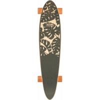 Longboard Globe Pinner Classic Huricane Leaves 2021