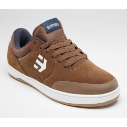 Shoes Etnies  Marana Michelin Brown Navy 2020 pour , pas cher