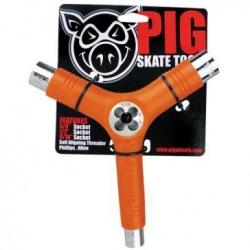 Tool Skate Pig Orange 2020 pour