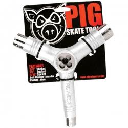 Tool Skate Pig White 2020 pour