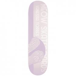 Deck Meow Skateboard Vanessa Torres 8 2020 pour
