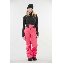 Pantalon Picture Exa Neon Pink 2021 pour femme, pas cher