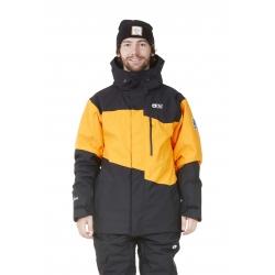 Veste Picture Styler Yellow Black 2021 pour homme