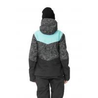 Veste Picture Weekend Turquoise Black 2021