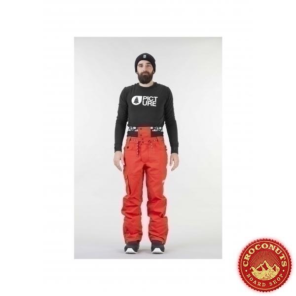Pantalon Picture Under Red 2021