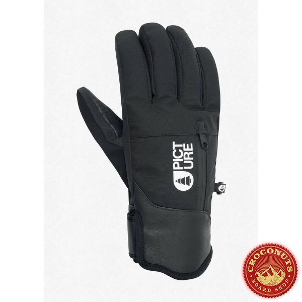 Gants Picture Madson Full Black 2021