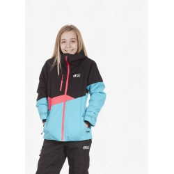 Veste Picture Naika Black Turquoise 2021 pour junior