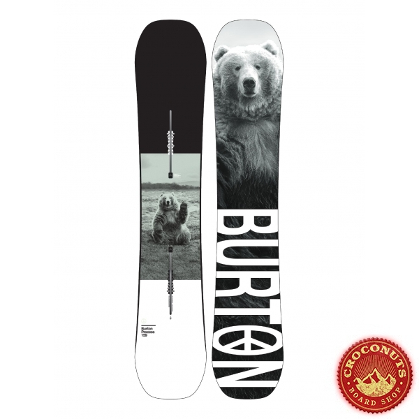 Board Burton Process 2021