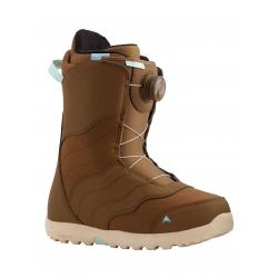 Boots Burton Mint Boa Brown 2021 pour femme, pas cher