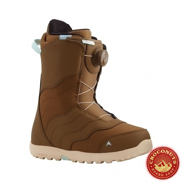 Boots Burton Mint Boa Brown 2021