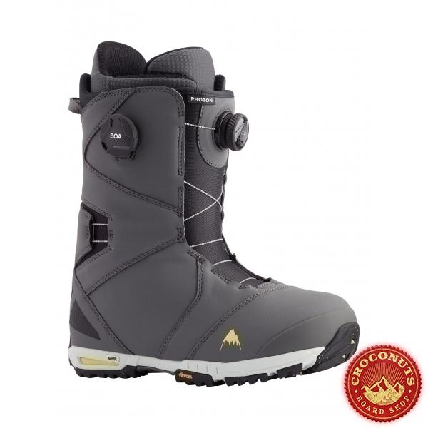 Boots Burton Photon Boa Gray 2021