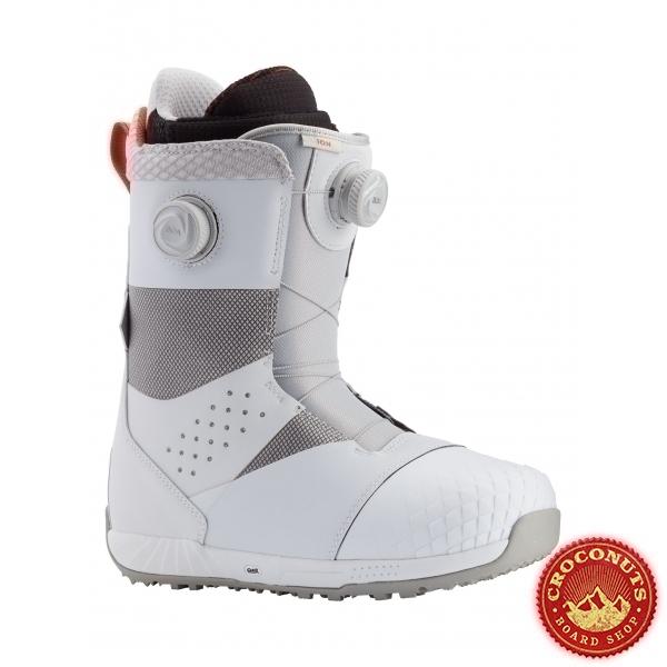 Boots Burton Ion Boa White 2021