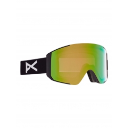 Masque Anon Sync Black Perceive Variable Green 2021 pour homme