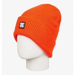 Bonnet DC Shoes Sight Shocking Orange 2021 pour homme