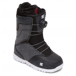 Boots DC Shoes Search Boa Black 2021 pour femme