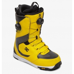 Boots DC Shoes Shuksan Boa Yellow 2021 pour homme