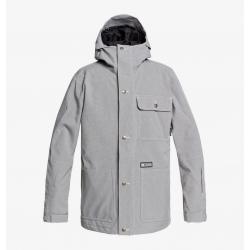 Veste DC Shoes Servo Frost Grey 2021 pour homme, pas cher