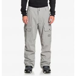 Pantalon DC Shoes Code Frost Grey 2021 pour homme, pas cher