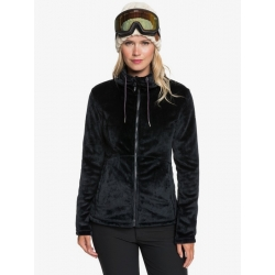 Fleece Roxy Tundra Black 2021 pour femme, pas cher