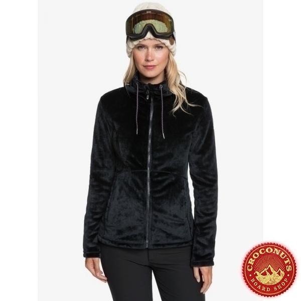 Fleece Roxy Tundra Black 2021
