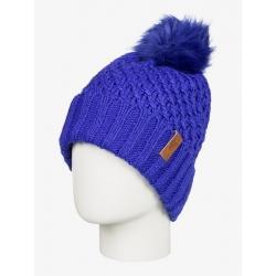 Bonnet Roxy Blizzard Mazarine Blue 2021 pour femme, pas cher