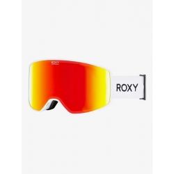 Masque Roxy Storm Bright White 2021 pour femme