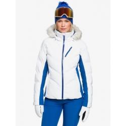 Veste Roxy Snowstorm Bright White 2021 pour femme