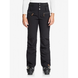 Pantalon Roxy Rising High True Black 2021 pour femme, pas cher