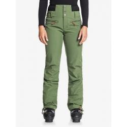 Pantalon Roxy Rising High Bronze Green 2021 pour femme, pas cher