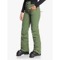 Pantalon Roxy Rising High Bronze Green 2021