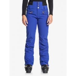 Pantalon Roxy Rising High Mazarine Blue 2021 pour femme